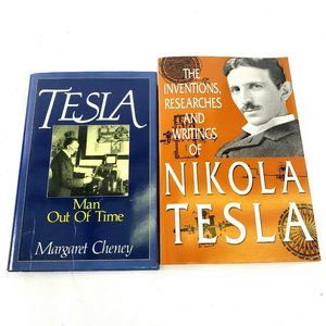 Nikola Tesla Science Inventions Research Writing